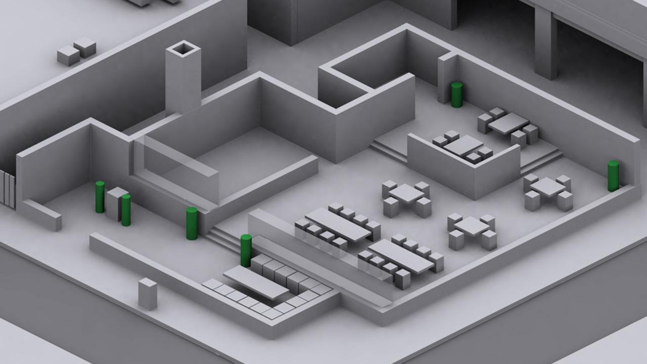 3D Layout prototype