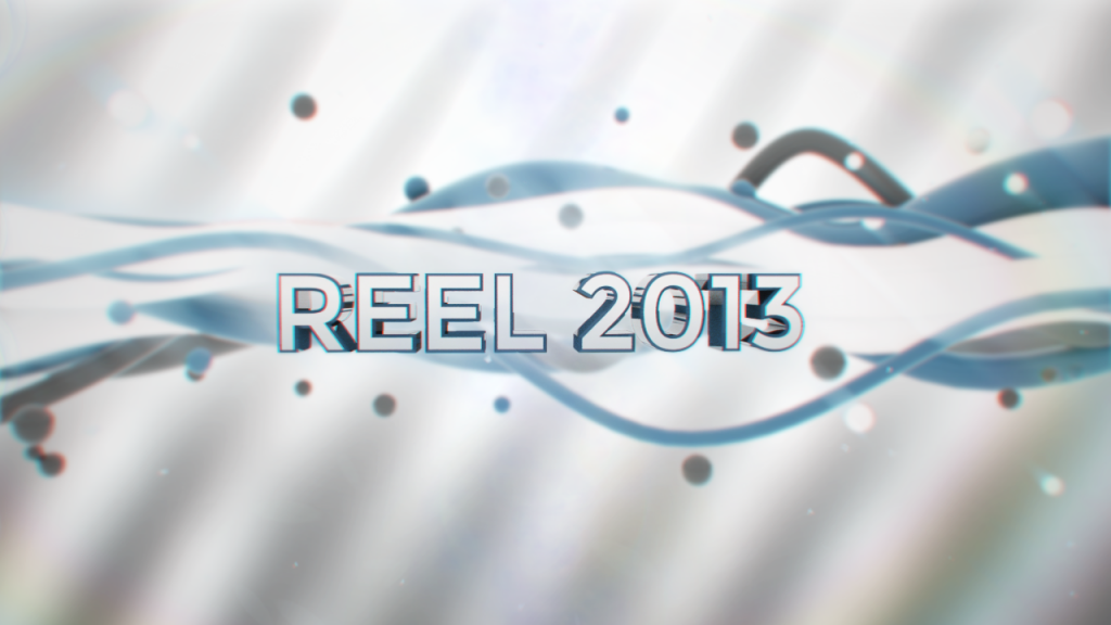 Motion Graphics Design Reel 2013