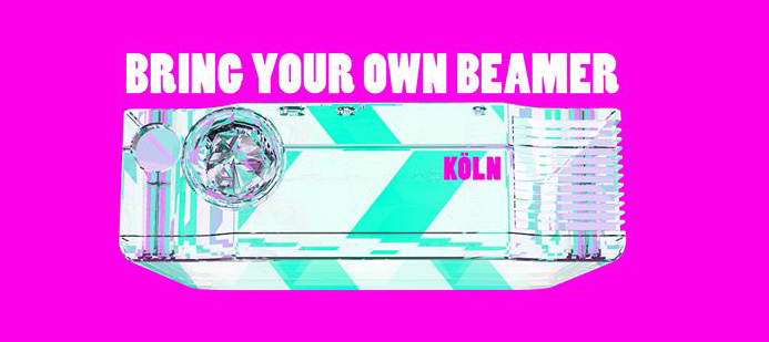Bring Your Own Beamer – BYOB Köln 2015