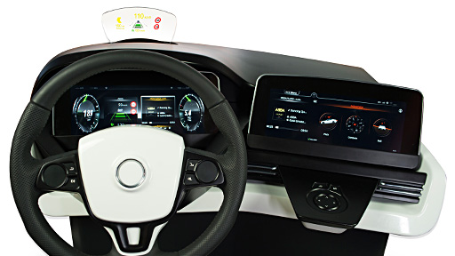 SmartCore™ connected infotainment